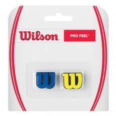 Antivibrateur Wilson Pro Feel Bleu / Jaune
