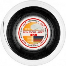 MSV Focus HEX SOFT Noir 200m
