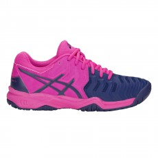Chaussure Asics Gel Resolution 7 GS Junior Rose Mauve FW18