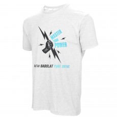 T Shirt Babolat Pure Drive Master Your Power