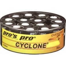 Pro's Pro Overgrip Cyclone x 30 Black