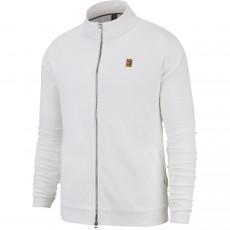 Veste Nike Fullzip Nikecourt Heritage Blanc Australian Open 2019