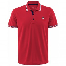 Fila Piro Red Polo