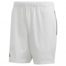 "Adidas Escouade 7"" White SS19 Short"