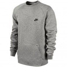Sweat Nike Heather Grey