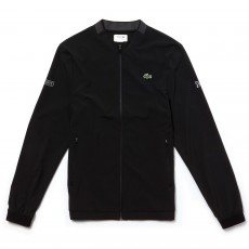 Jacket Lacoste Djokovic Black 2019