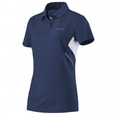Polo Head Junior Club Technical Fille Bleu Navy