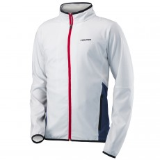 Veste Head Junior Club Blanc