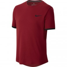T Shirt Nike Junior Dry Team Crimson 2019