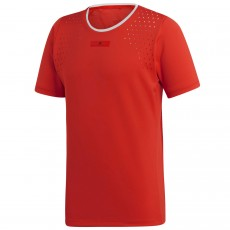 T Shirt Adidas Stella Mac Cartney Rouge