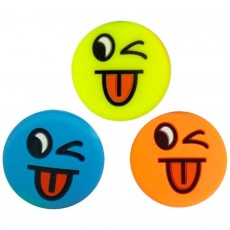 Antivibrateur Pro's Pro Funny Face Clin d'Oeil x 3
