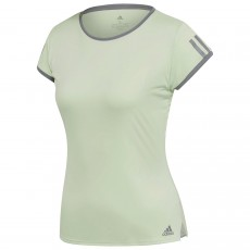 T Shirt Adidas Club Vert Glow Green US Open 2019