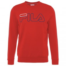 Sweat Fila Junior Rocco Kids Rouge