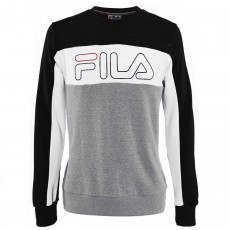 Sweat Fila Rita Noir / Gris 2019