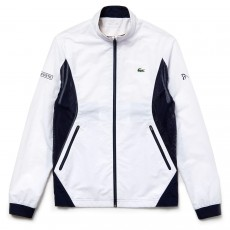 Jacket Lacoste Djokovic White 2019