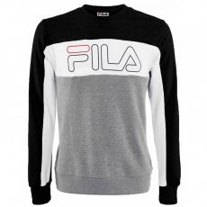 Fila Randy Black / Grey Sweater 2019