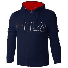 Fila Willi Peacoat Blue Fullzip Hoody