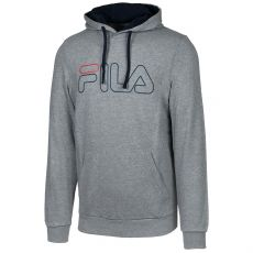 Sweat à Capuche Fila Willliam Gris
