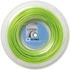 Bobine Luxilon Alu Power Lime 1.25 220m