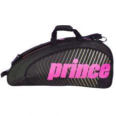 Sac de tennis Prince Tour Future 6R Rose / Noir
