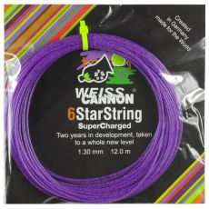 Weisscannon 6 Star String Purple 1.30 12m