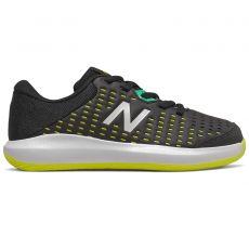 Chaussure New Balance 696 Junior Noir Jaune