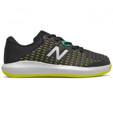 New Balance 696 Junior Black Yellow