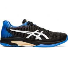 Chaussure Asics Gel Solution Speed FF Black Blue Coast SS20