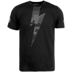 T Shirt Hydrogen Tech Thunderbolt Black / Reflex