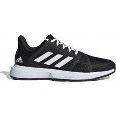 Chaussure Adidas CourtJam Bounce Black White