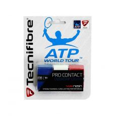 Tecnifibre Overgrip Pro Contact x 3 White