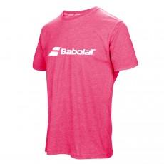 T Shirt Babolat Rose pour Femme