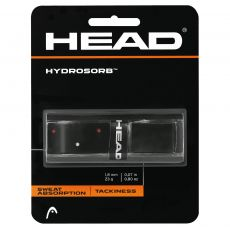 Head Basisgrip Hydrosorb Black