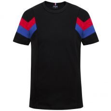 TShirt Le Coq Sportif N°1 Black Junior