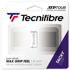 Grip Tecnifibre Wax Feel Blanc