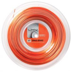Bobine Luxilon Savage Orange 200m