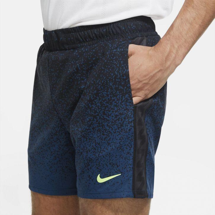 """Short Nike Dri-Fit Rafa 7"""" US Open 2020 Night"""