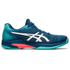 Chaussure Asics Gel Solution Speed FF Clay Mako Blue FW20