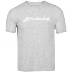 T Shirt Babolat Exercise Gris chiné