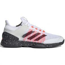 Chaussure Adidas Adizero Ubersonic 2 Blanche Été 2020