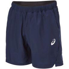 Short Asics Club 7 pouces Bleu Marine FW20