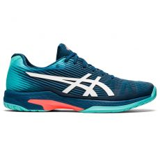 Chaussure Asics Gel Solution Speed FF Mako Blue FW20