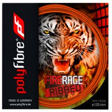 Cordage Polyfibre Fire Rage Ribbed 12m