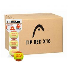 HEAD TIP Red x 3 st.