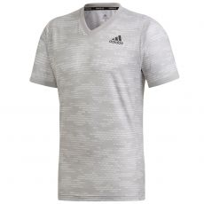 T Shirt Adidas Freelift Primeblue Gris