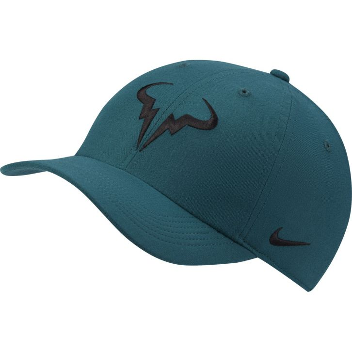 Casquette Nike Nadal Aerobill H86 Turquoise Hiver 2020