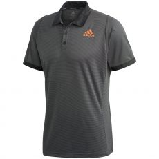 Polo Adidas FreeLift Primeblue Gris