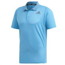 Polo Adidas FreeLift Primeblue Bleu