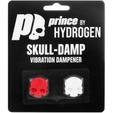 Antivibrateur Prince Hydrogen Skull Rouge / Blanc x 2