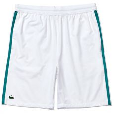 "Short Lacoste 7"" Djokovic White / Green Australian Open 2021"